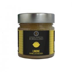 Marmellata di Limoni di Ribera Biologici