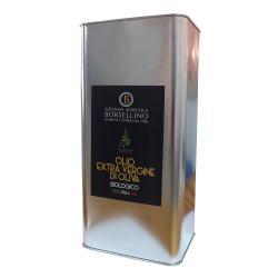 Olio Extravergine di Oliva Biologico - 5 L